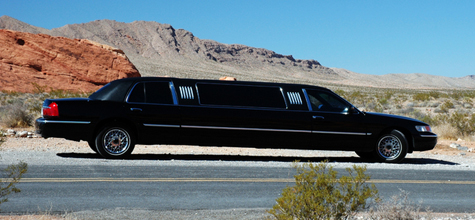 Limousine transportation services to film sites.